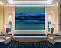 Bluish Lounge