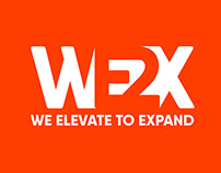 WE2X - Corporate Identity & Brand Management
