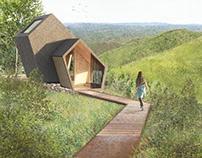 Pasithéa Cabins by Angeliki Tzifa & Sofia Nikolaidou