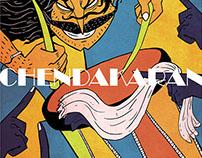 Chendakaran(Chenda Player)