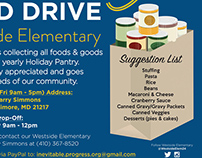 Westside Food Drive