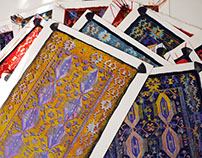Textiles Project - Kilim n°2