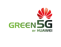 Logo for a World Leading Company Huawei Green 5G