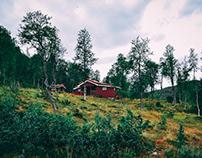 Norway. Telemark. Rjukan.