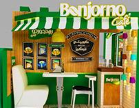 Bonjorno Cafe Roadshow
