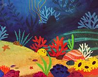 Turma da Orla (Children's Coloring Book)