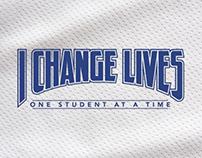 I Change Lives T-Shirt