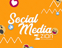 Social Media | Escola ZION