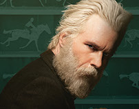 Eadweard | The Godfather of Cinema