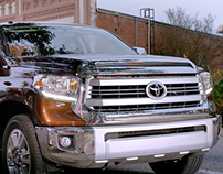 Toyota - Tundra - Castle - TV & RADIO - Spanish
