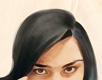 Portrait study 00