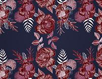 Textiles - Digital illustration