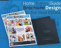 Real Estate Brochure Design by Swan Media Productions