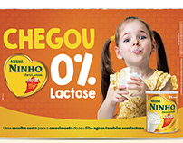 PDV Ninho Zero Lactose