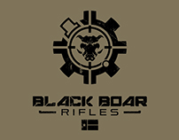 Black Boar Rifles concept