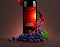 Wine series: Calura
