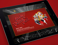 Webdesign Fitsoma & Shake Rattle'N Roll