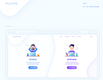 Youniq - An automated animation platform