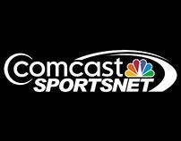 Comcast SportsNet Brand Refresh