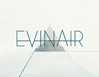 Evinair Branding (Redamancy)