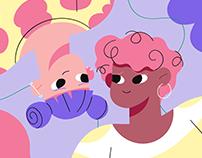 Love is love - Illustration