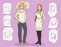 Character Designs #1