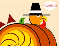 ACYOA Thanksgiving
