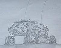 Mars Car
