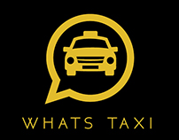 Whats Taxi - Branding