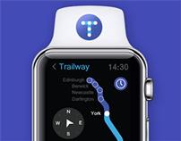 TicketWay - Interactive tickets - App Apple Watch