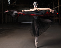 Dia de los Muertos Ballet