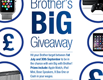 Brother Promotional Ads