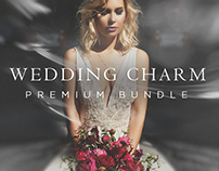 WEDDING CHARM PREMIUM BUNDLE (1250+ ITEMS)