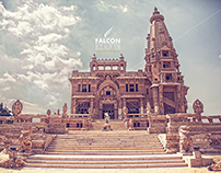 The Baron Empain Palace - Part one