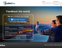 Reddobox Website