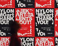 NYLON x MOart