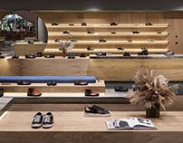 Men's Shoes Department