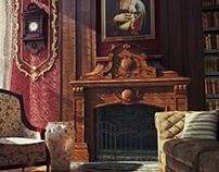 CG Interior