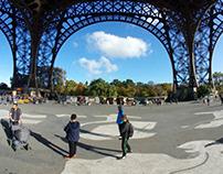 360 Torre Eiffel