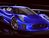 Jaguar x75