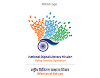 Proposed Logo - National Digital Literacy Mission