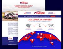 Wallington Cars & Couriers - Website