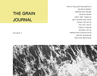Grain Journal / Mock Layout