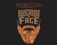 T-Shirt: Buscando a Face (Seeking the face of Lord)