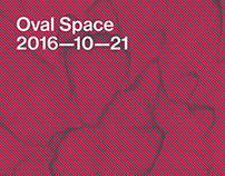Oval Space visuals