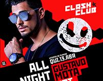 Clash Club w/ Gustavo Mota, RDT