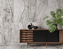 OPOCZNO tiles, Marble Skin - product visualisation