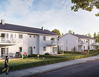 Scandinavian Houses