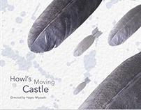Hayao Miyazaki's Movie Posters Redesign