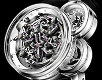 Harry Winston Opus 11 Modelling & Visualization